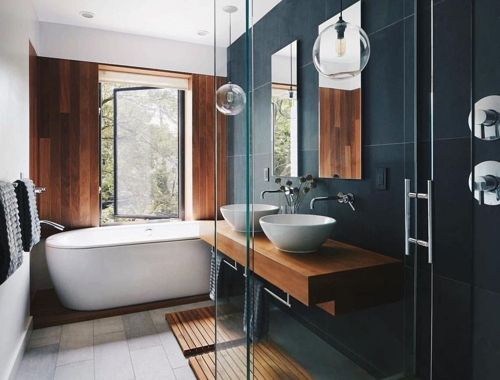 33 Best Minimalist Bathroom Design Ideas That Trendy Now