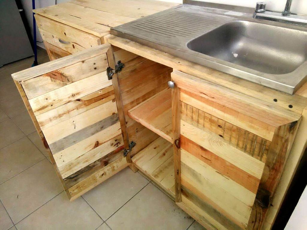 35 Incredible Diy Kitchen Pallets Ideas You Need To See Today