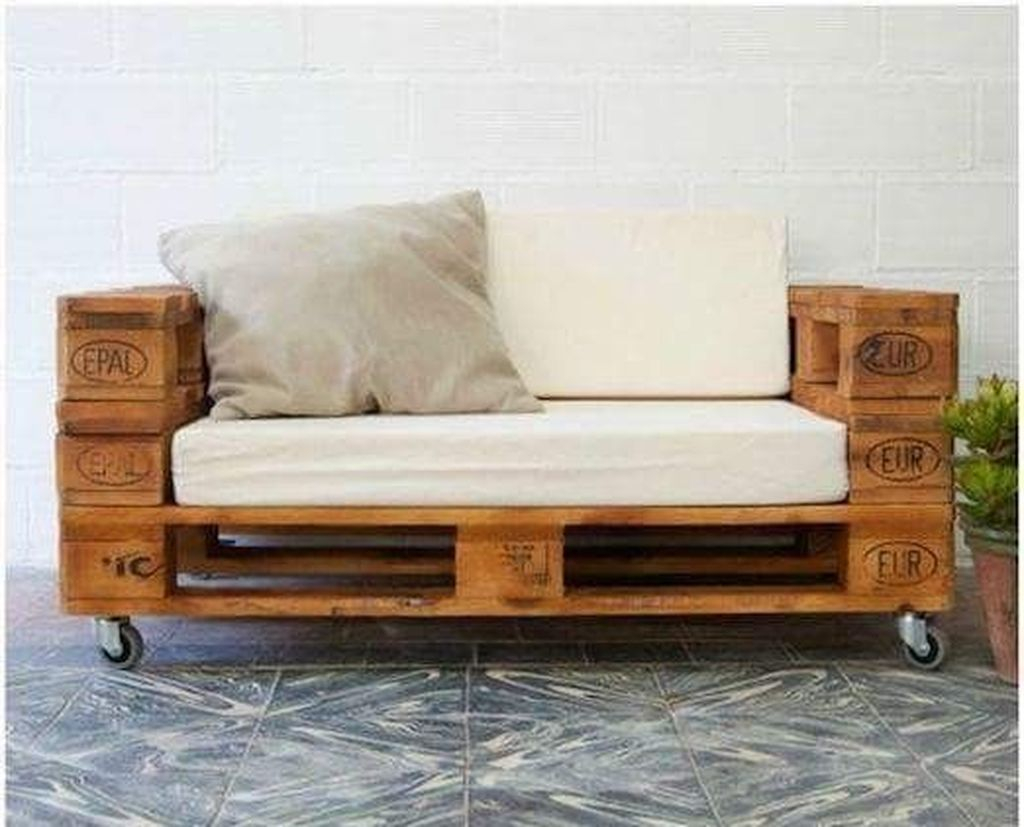 37 Popular Diy Chair Pallet Design Ideas That You Can Try