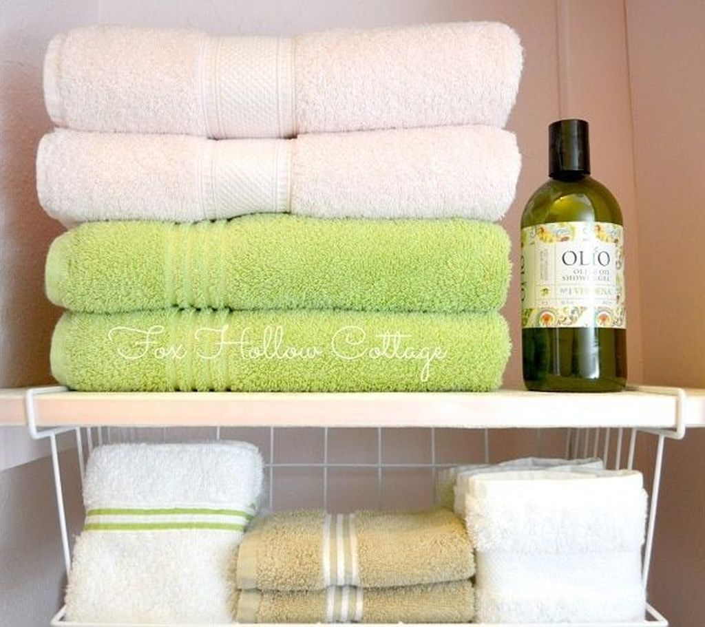 38 Smart Linen Closet Organization Makeover Ideas To Try This Year