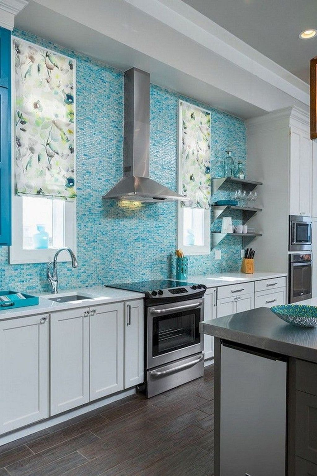 33 Awesome Backsplash Kitchen Wall Ideas That Every People Want It