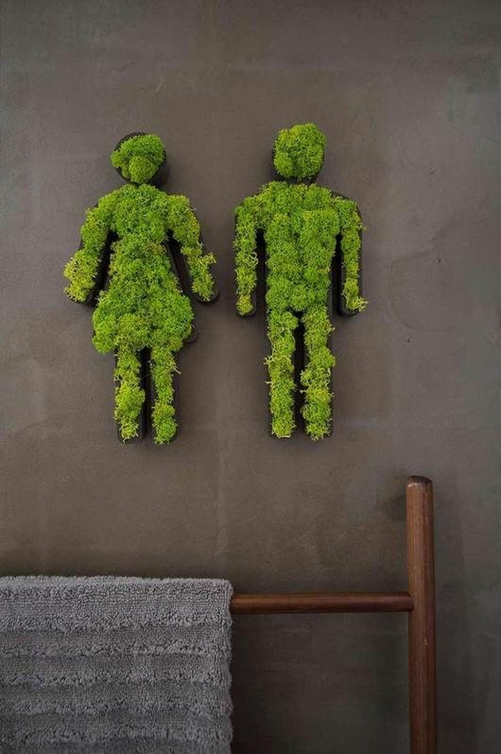 Delicate Natural Moss Wall Art Decorations Ideas To Try Right Now 32