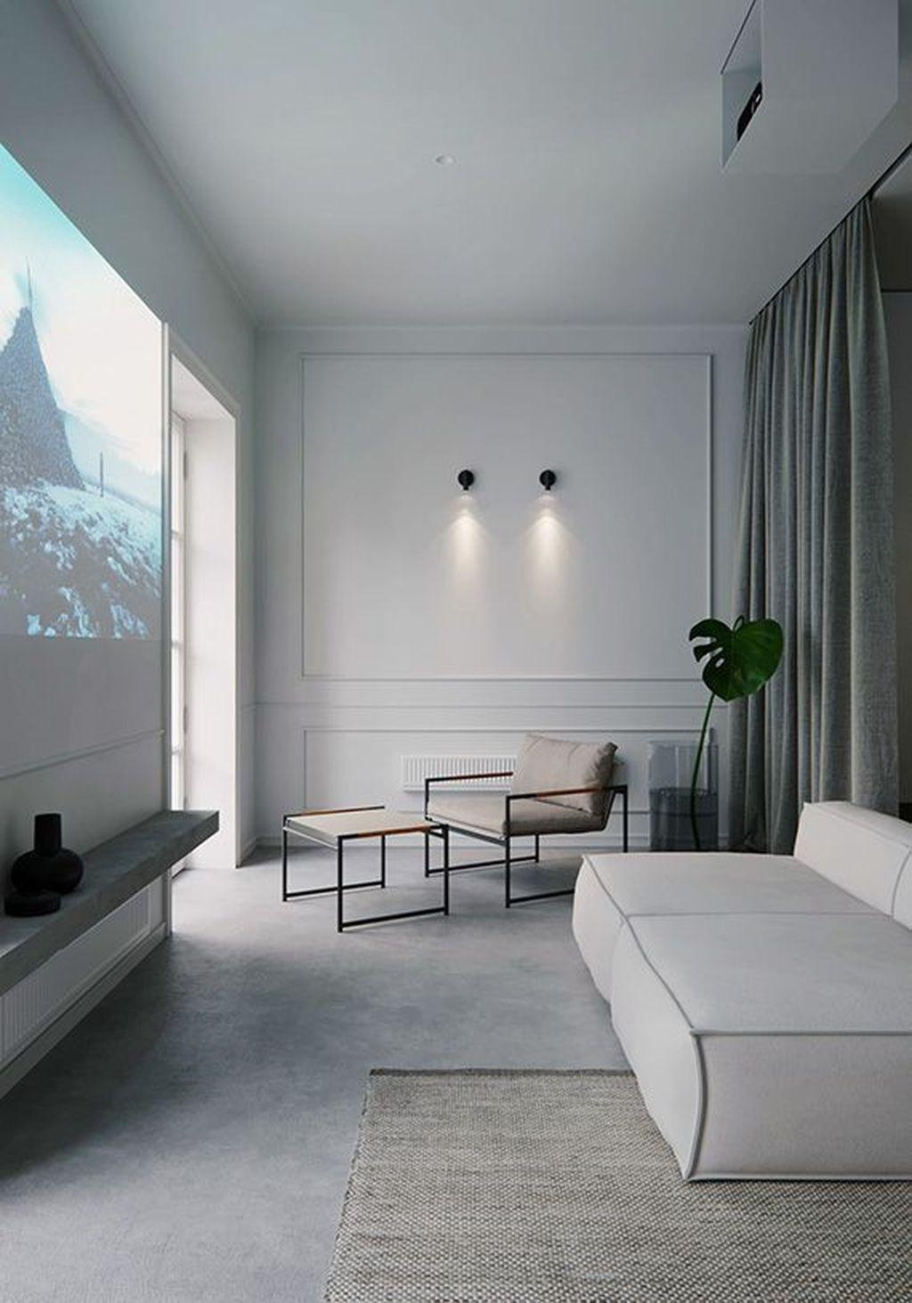 33 Elegant Apartments Design Ideas That Celebrate Minimalist Style