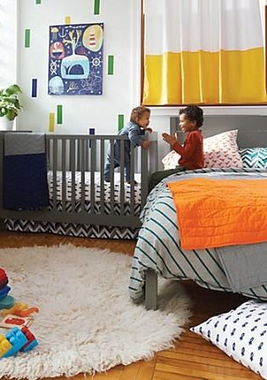 38 Perfect Kids Room Design Ideas That Suitable For Two Generations