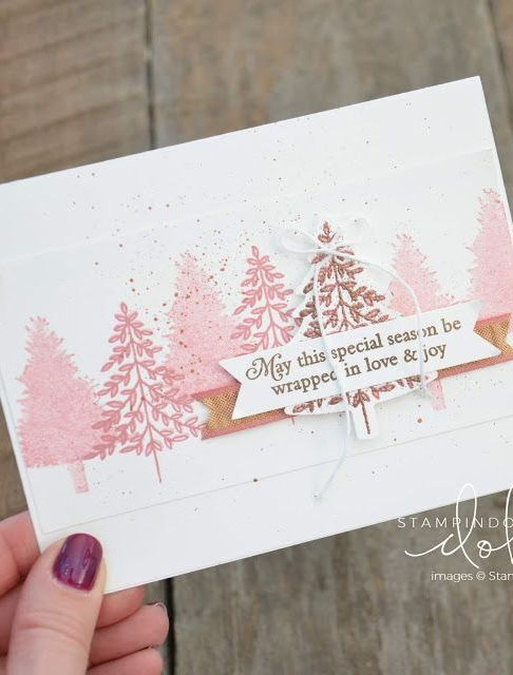 38 Sophisticated Pink Winter Tree Design Ideas That Looks So Cute