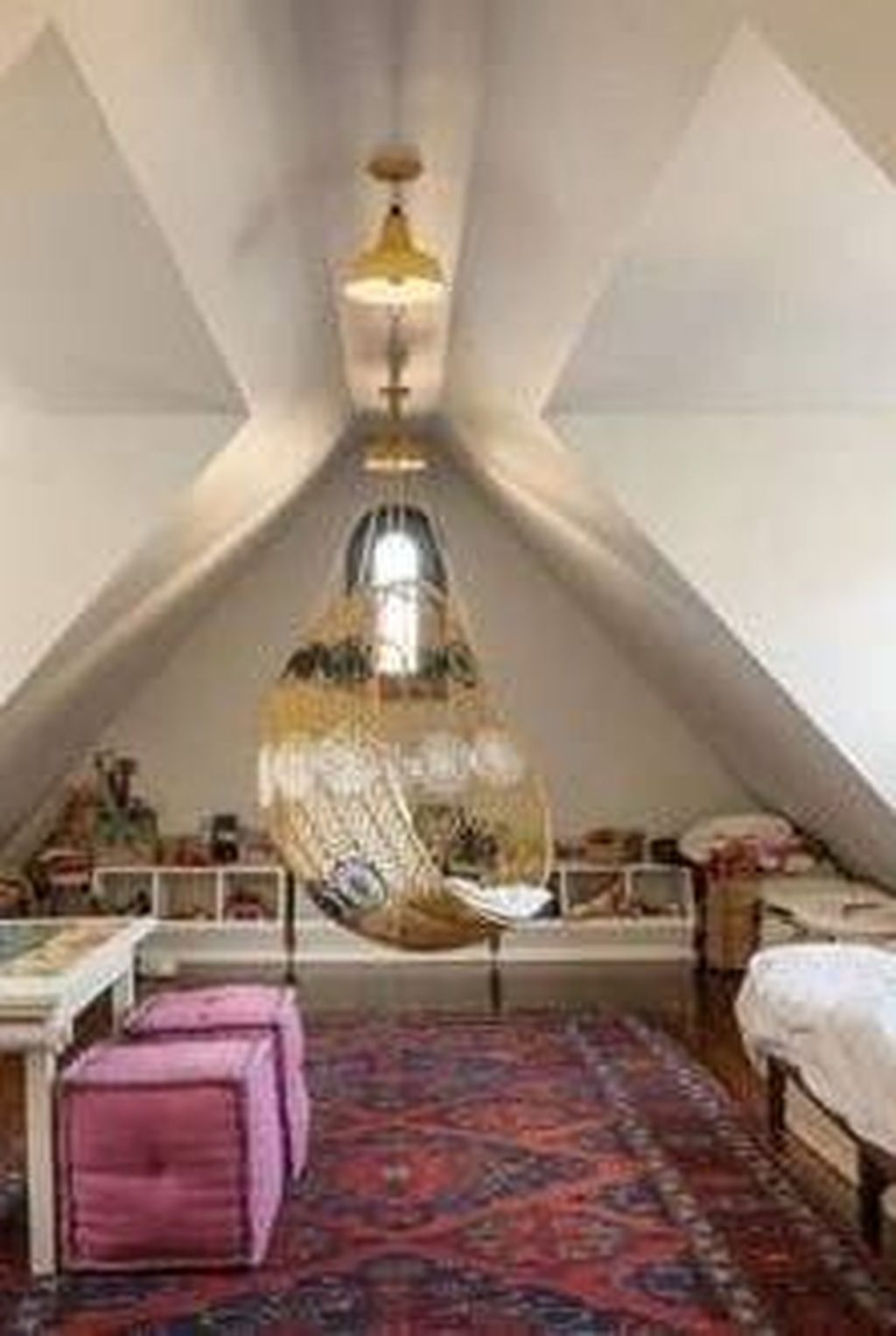 39 Beautiful Attic Room Design Ideas To Try Asap