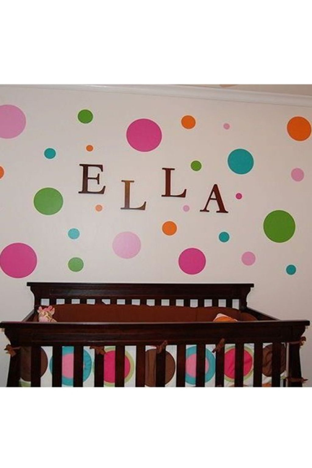 40 Relaxing Baby Nursery Design Ideas With Polka Dot Themes To Try Asap
